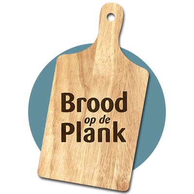 Brood op de Plank